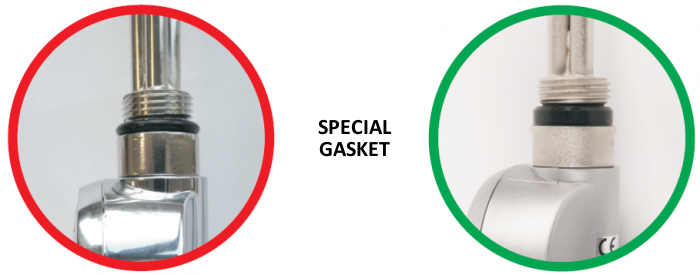 Special gasket