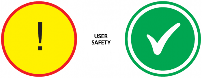 User safety